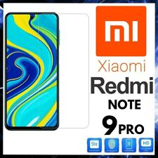 Film Glass Tempered For Xiaomi Redmi Note 9 Pro Protection LCD Display