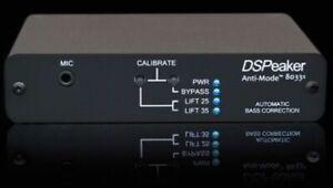DSPeaker Anti-Mode 8033 s-II Aussteller  Subwoofer Einmess-System AM8033 s-II