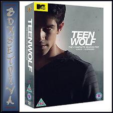 TEEN WOLF - COMPLETE SEASON 5  *BRAND NEW DVD **