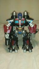 Transformers Optimus Prime Mega Power Bots Jet Power Revenge of the Fallen