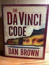 The Da Vinci Code by Dan Brown .Special Illustrated Edition (2004) First Editi