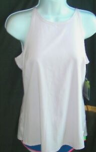 Tek Gear DryTek Women's Pink Athletic Shirt Sleeveless - 530 Hush Medium NWT $20