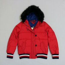 Tommy Hilfiger Women Winter Bomber Puffer jacket size S , M new with tags