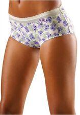 Nuance Panty NEU/OVP lila 44/46 Dessous lilac-print