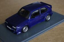 Rieger Golf I GTO violettblau metallic 1:43 Neo neu & OVP 45825