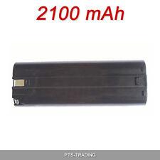 Akku für Makita Werkzeuge 7,2 V 2100 mAh Ni-MH 191679-9 7000 7001 7002 7033 903D