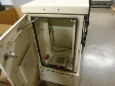 TELLABS/AFC RSC/48 Empty Remote Equipment Enclosure with Cross Connect Panel