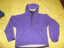 Marmot Anorak Vintage Goretex DryLoft Ultralight Sleeping Bag Jacket Coat Purple