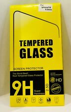 Tempered Glass For iPhone 7/8, 9H Super Hardess & 3D Touch Compatible HD Quality