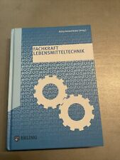 Fachkraft Lebensmitteltechnik - Neu - Lehrbuch