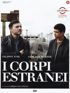 Dvd I Corpi Estranei - (2014) .....NUOVO