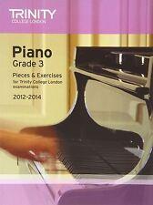 Trinity piano examen 2012-14 grade 3 *