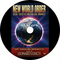 Secret Societies and Biblical Prophecy Conspiracy New World Order NWO DVD