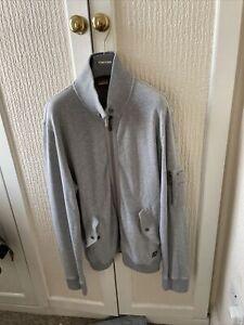 Men's Hugo Boss Zip Cardigan Sweatshirt