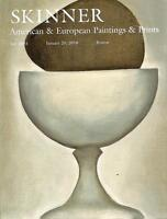 Skinner // American & European Paintings & Prints Post Auction Catalog 2010