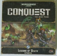 Warhammer 40k Legions of Death Expansion War Pack NEW Conquest Card Game 40,000