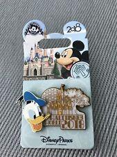 Walt Disney World Donald Duck 2018 Pin