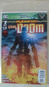 """""""Flashpoint"""" Legion Of Doom Issue 1 (Of 3) - 2011"""