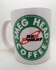 Red Dwarf Starbucks Parodie 11 Oz (environ 311.84 g) Tasse Qualité Design Funny ANIME