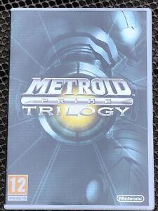 Metroid Prime Trilogy (Nintendo Wii, 2009) - European Version