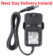 12V 2A AC/DC Power Supply Adaptor 3 PIN UK Plug LED 3528 5050 Strip Light