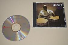 Babatunde Olatunji - Drums Of Passion / Provogue 1989 / West Germany / Rar