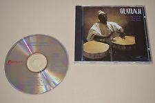 Babatunde Olatunji - Drums Of Passion / Provogue 1989 / West Germany / Rar