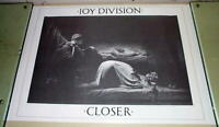 JOY DIVISION Closer Vintage Poster LAST ONE