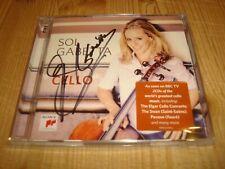 SOL GABETTA Cello SONY CLASSICAL 2CD NEW Signed NEU Signiert