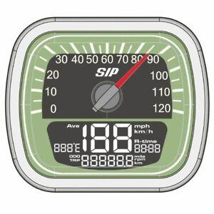 SIP 50002700 TACHIMETRO RPM 120KMH V33 VL PIAGGIO VESPA 125 ACMA 1951-1955