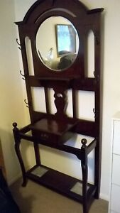 Victorian Hall Coat Stand-Norfolk