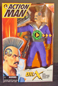 Hasbro Action Man Dr X (the Villain) from 1995