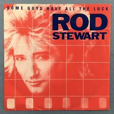 Rod Stewart - des Guys Have All The Luck - Warner Brothers W9204 Ex-Condition