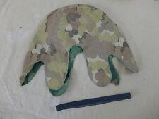 """ORIGINAL US Vietnam Helmet cover """"05"""" MITCHELL M1 Stahlhelm Helmbezug Helmgummi"""