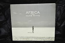 Africa Vol. 1 by Herb Ritts (1994, Hardcover) 1st Edition Coffee Table Book