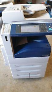 Xerox DocuCentre-V C7775 Colour Photocopier Excellent Condition Refer to Photos