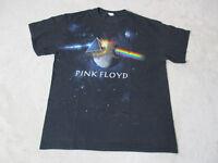 Pink Floyd Dark Side Of The Moon Concert Shirt Adult Large Black Rock Tour Men