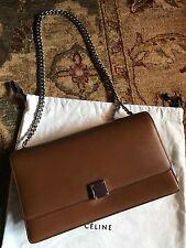Celine Large Flap Shoulder Bag Rare New