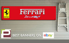 FERRARI DINO 308 GT4 Banner, per officina, garage, Man Grotta, showroom, ecc.