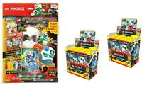 "Lego® Ninjago™ Serie 5 "" Next Level"" Trading Card Game Starterpack + 2 Displays"