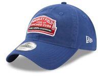 Chicago Cubs Wrigley Field New Era 9Twenty MLB World Series Baseball Cap Hat