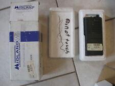 NEW OEM Midland LMR 2-Channel Handheld Radio Transceiver w/ battery # 70-232B