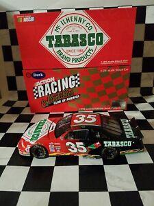 Todd Bodine #35 Tabasco 1998 NASCAR Action Rcca Cwb 1:24 scale 1/4000 Pontiac