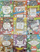 Liz Pichon 9 Books Collection Set Tom Gates Series Paperback NEW