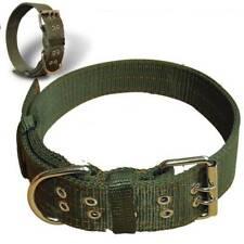 Big Nylon Dog Collar Adjustable Thick Neck Collar Collar Giant Dog Pet Circle LD