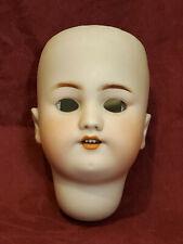 Antique German Bisque Doll Head Simon & Halbig 550 NO Damage