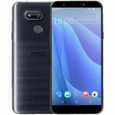 HTC Desire 12s Smartphone 32GB 3GB RAM Dark Blue Dual SIM NEU OVP