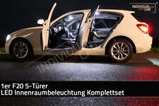 LED Illuminazione Interna Set per BMW 1er f20-PURE-WHITE