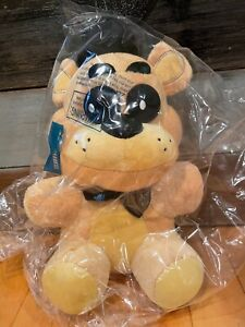 "Sanshee Five Nights at Freddy's FNAF 10"" Golden Freddy Fazbear Fredbear Plush"
