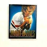 Jimmy Barnes - Icons Of Australian Music (Rare Hardcover)